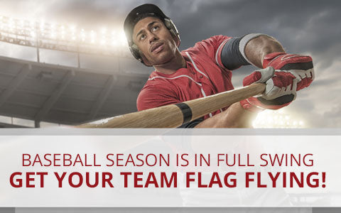 Get Your Team Flag Flying