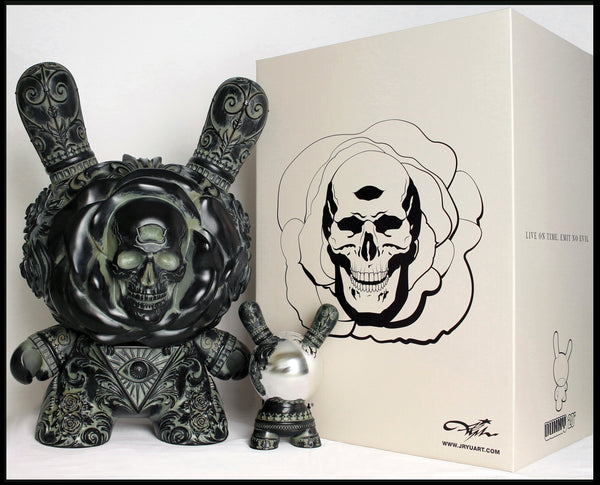 "Arcane Divination The Clairvoyant 20"" Dunny by J*RYU"