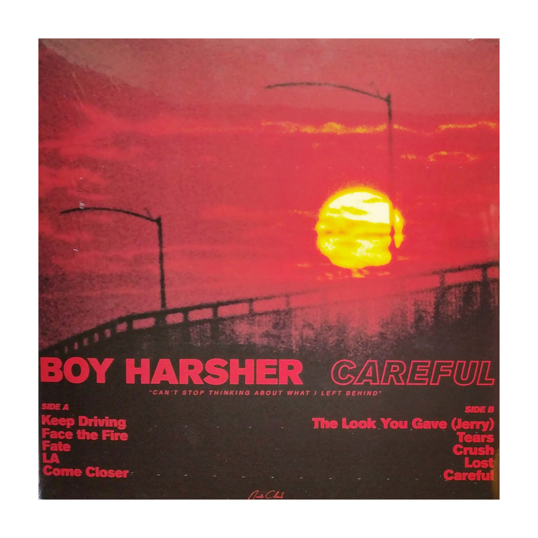Boy Harsher - Careful (White Ltd)