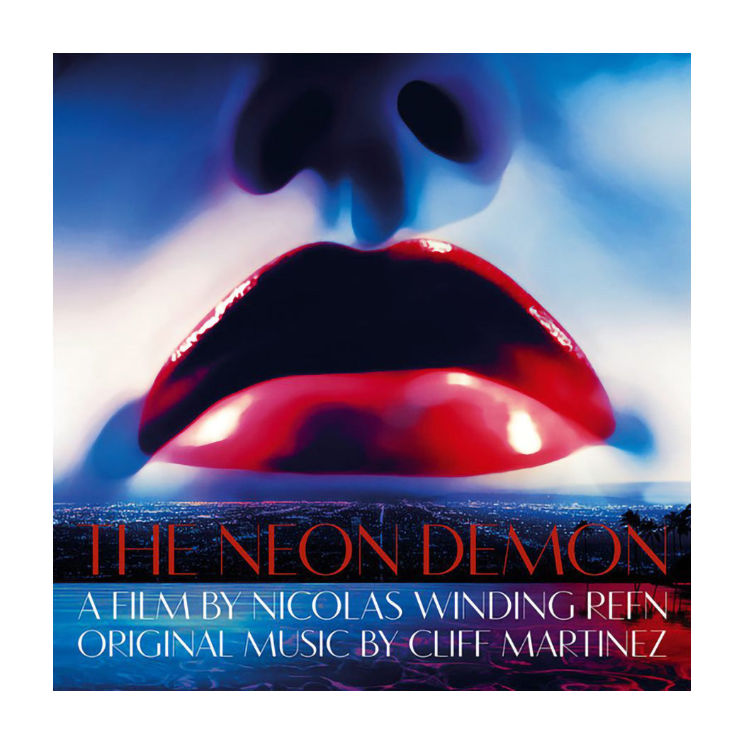Cliff Martinez ‎– The Neon Demon (Blue & Green Trans)