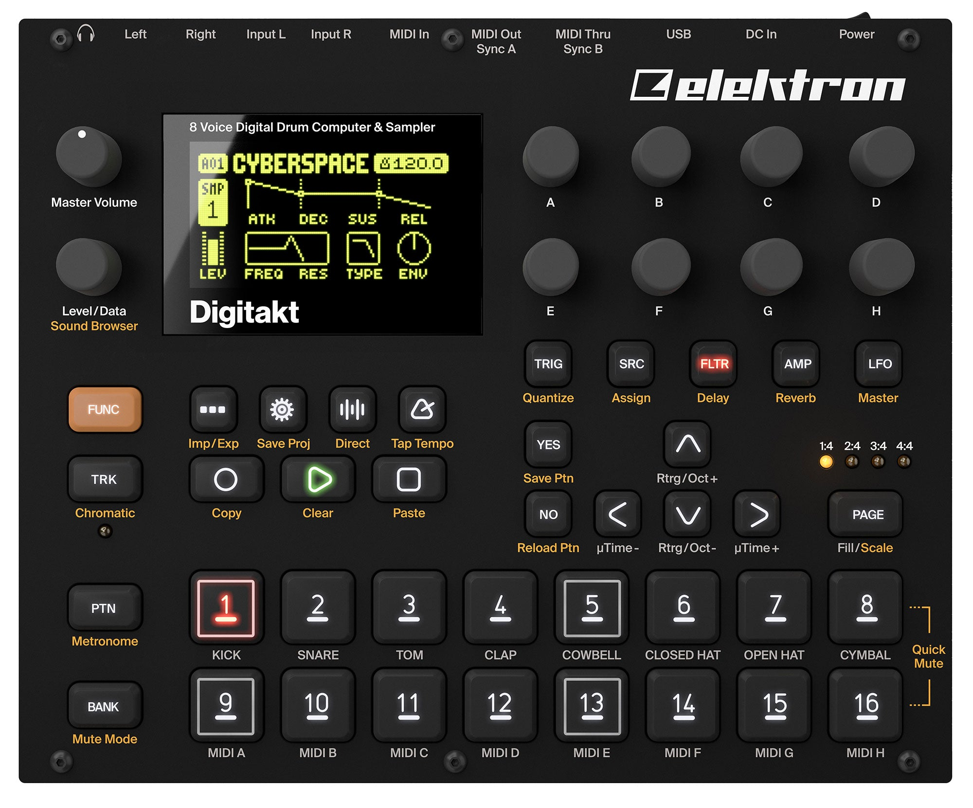 Digitakt