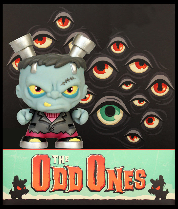 The Odd Ones Dunny Series