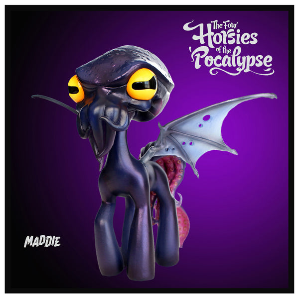 "Four Horsies of the 'Pocalypse™ Maddie 6"" Figure"