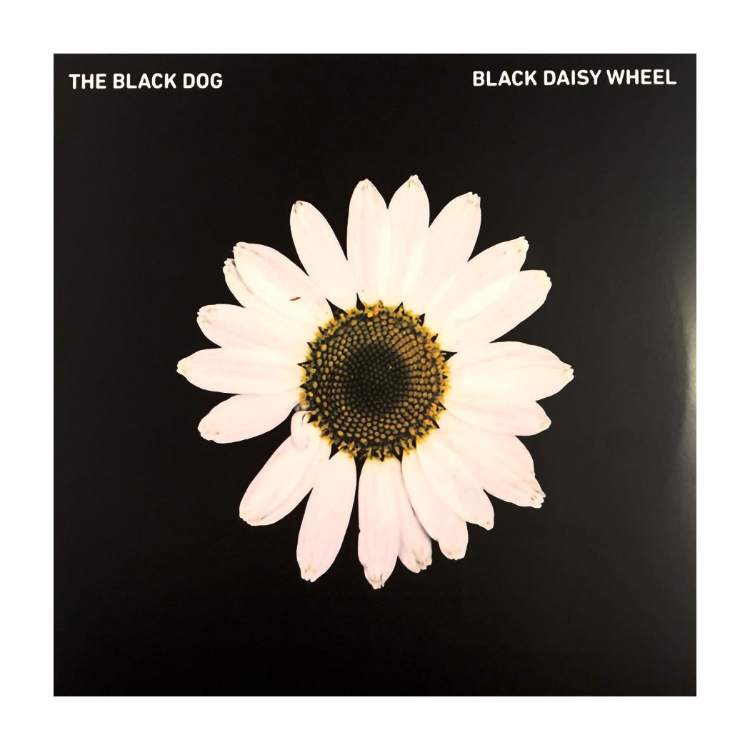The Black Dog - Black Daisy Wheel (Ltd)