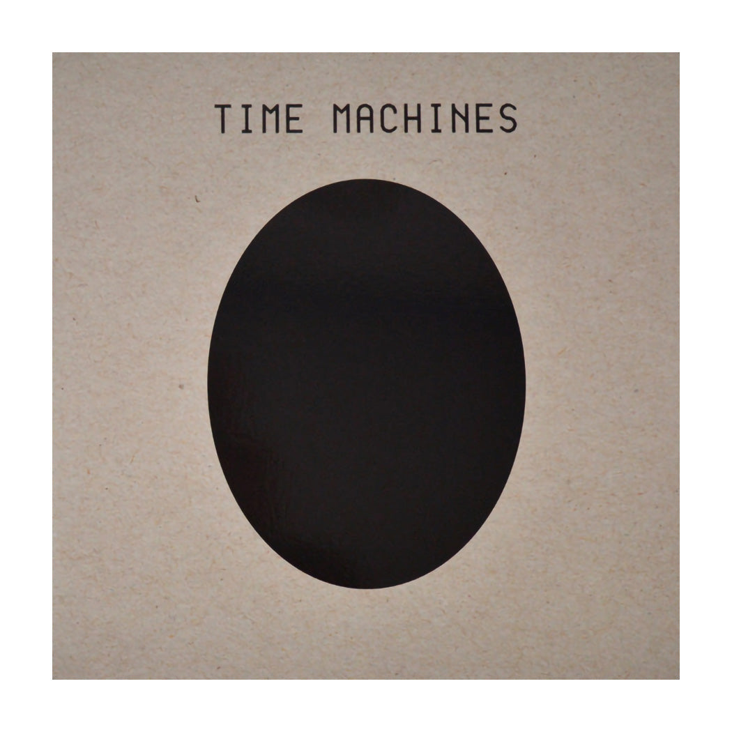 Time Machines ‎– Time Machines (Yellow Trans Ltd Reissue)