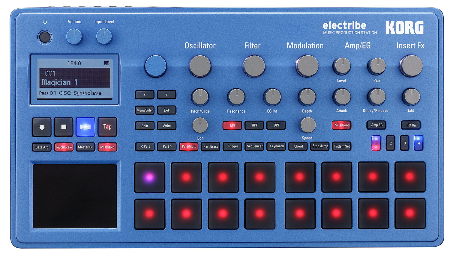 Electribe Synth