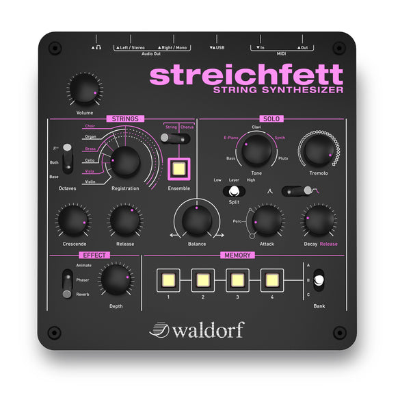 Streichfett String Synthesizer