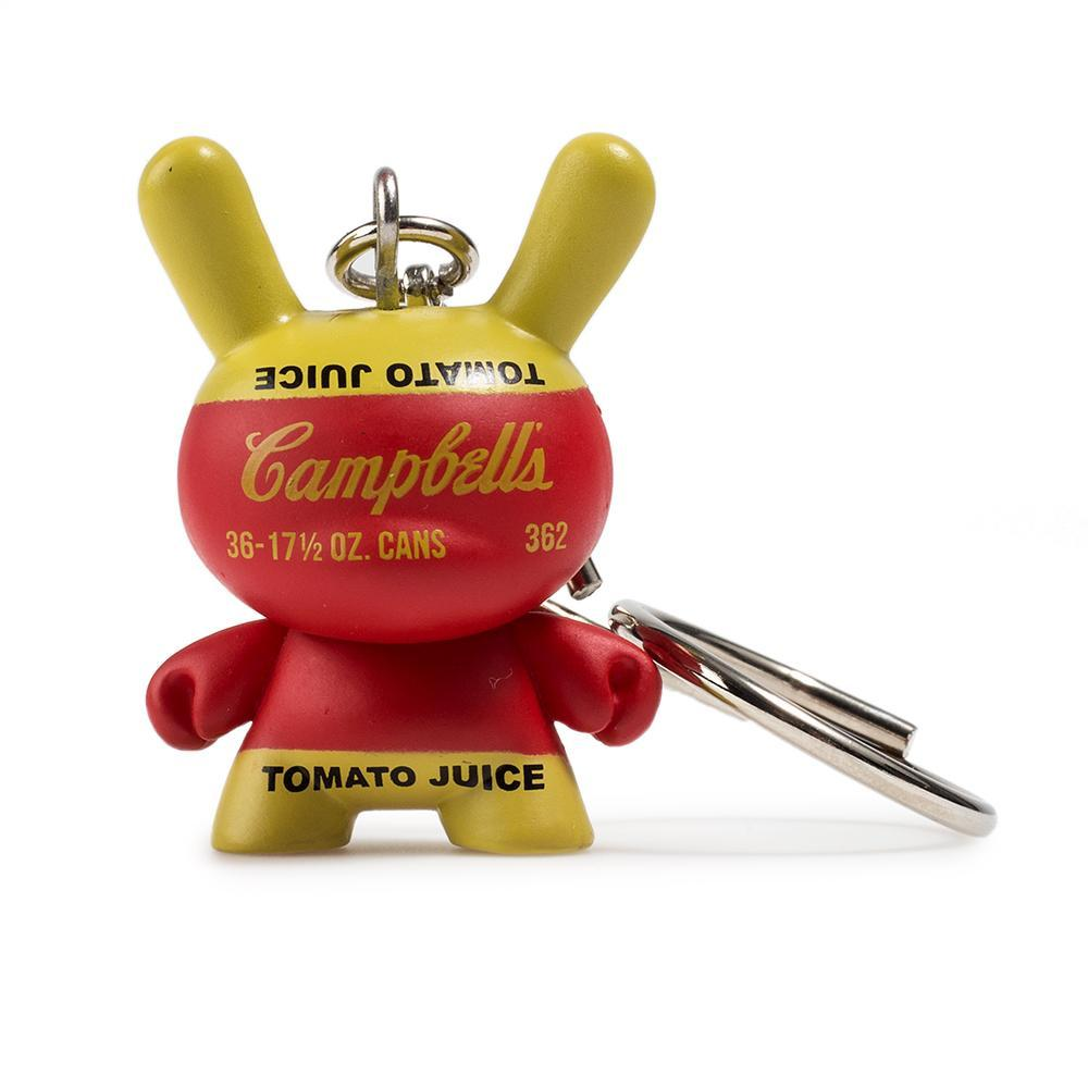 ANDY WARHOL Dunny Keychain Series