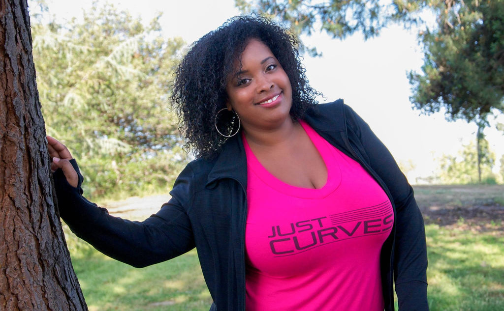 Meet Yolanda...Founder and CEO of Just Curves