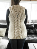 Super Bulky Split Vest