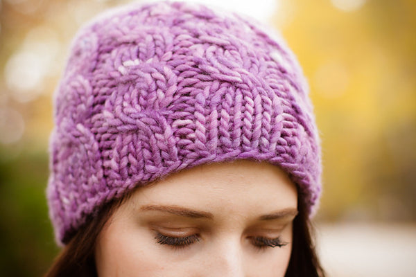 Fathom Cabled Hat