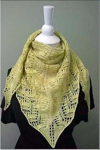 Honeymoon Shawl