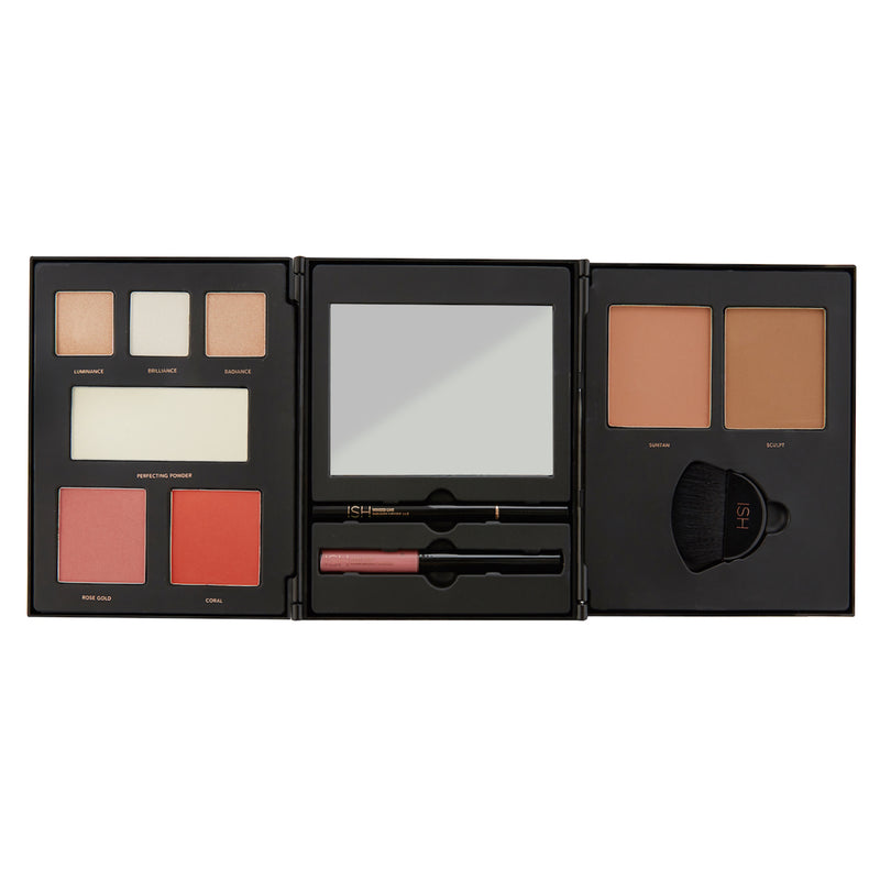 10- Piece Makeup Palette for Face, Eyes and Cheeks