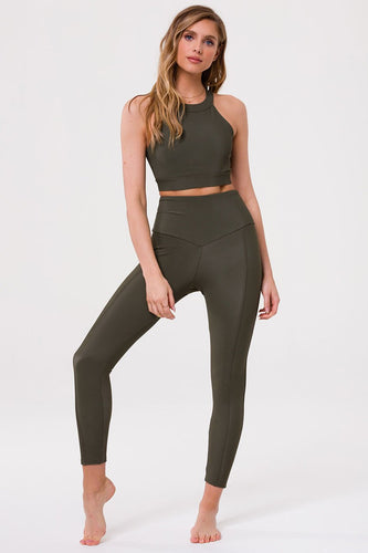 sweetheart midi legging