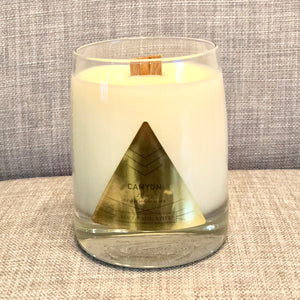 alchemy collection candle - canyon