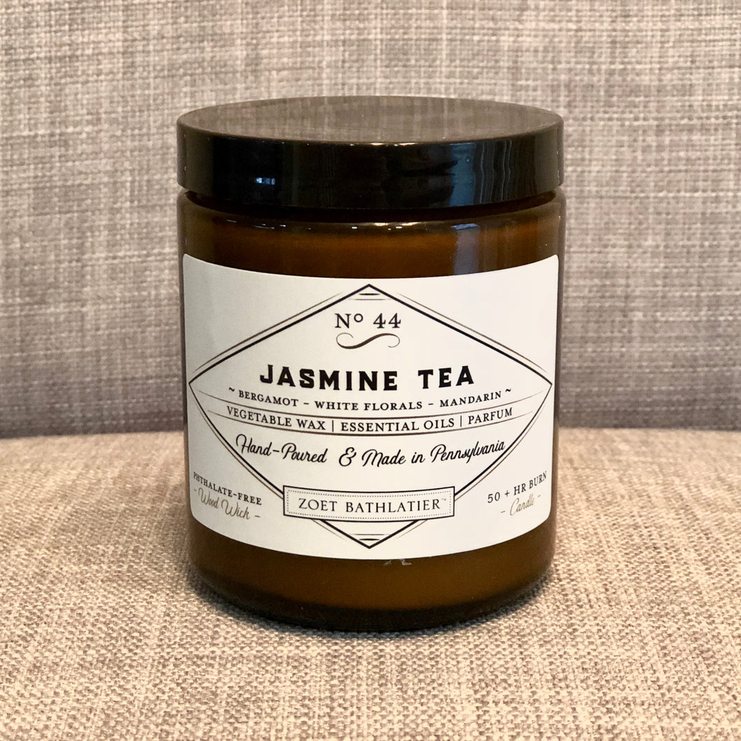 artisan candles vintage collection - jasmine tea