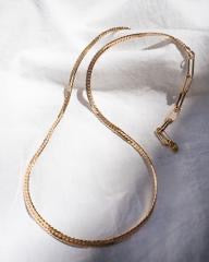 alex flat chain necklace