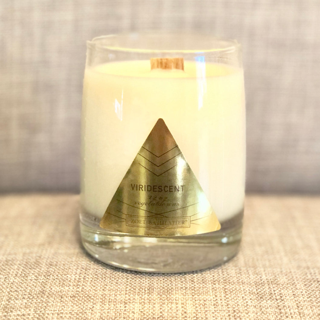 alchemy collection candle - viridecent