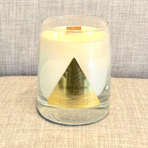 alchemy collection candle - desert bloom