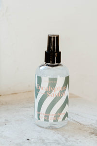 hand sani spray | eucalyptus santal