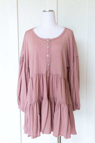 penny lane babydoll dress