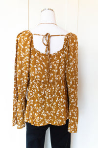 paloma floral blouse