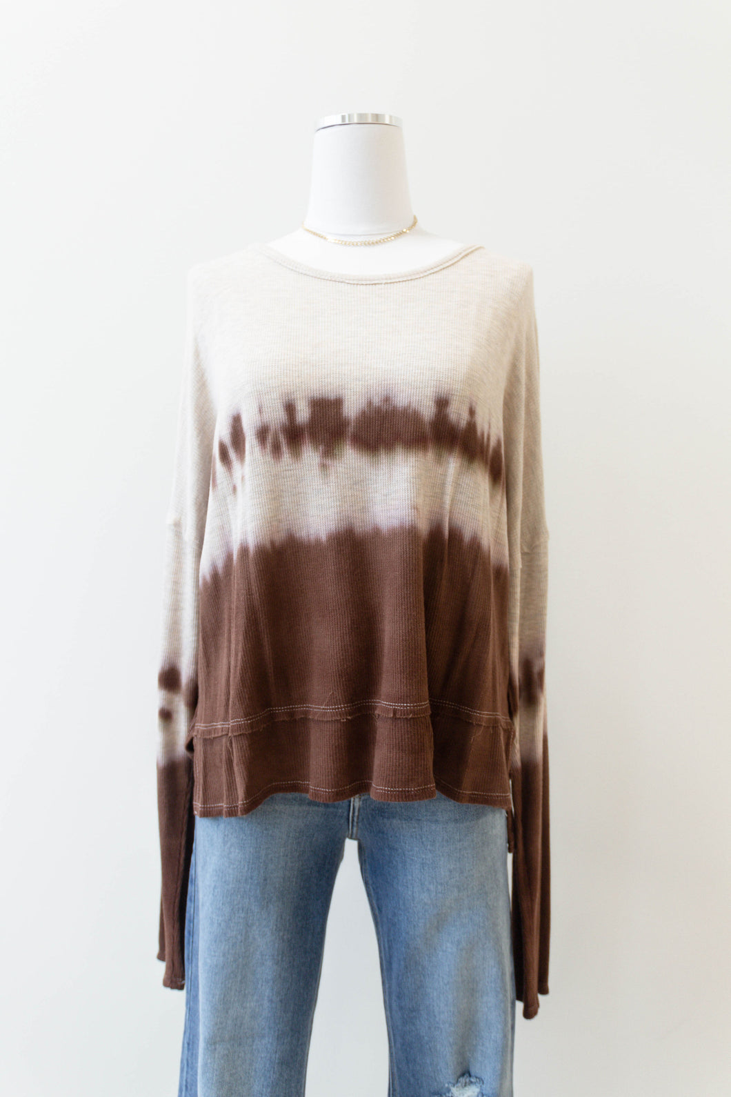 lucky pennies pullover