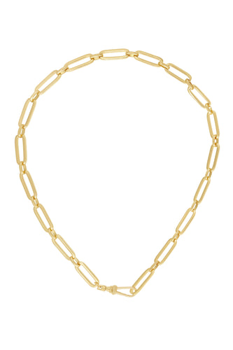 leighton | link chain necklace