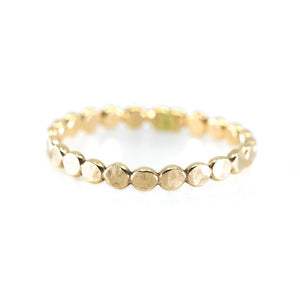 stacking rings - coin