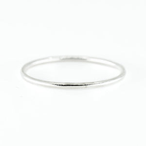 stacking rings - smooth
