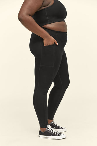 full length pocket legging