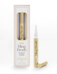 bling brush - natural jewelry cleaner