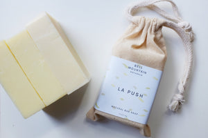bell mountain naturals bar soap la push