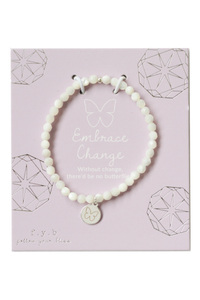 bliss bracelet | butterfly