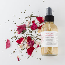 rose + tea facial toner
