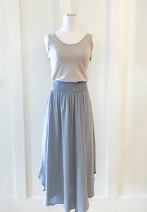 on a cloud maxi skirt