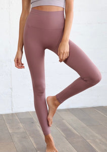 basics collection | seamless ribbed legging
