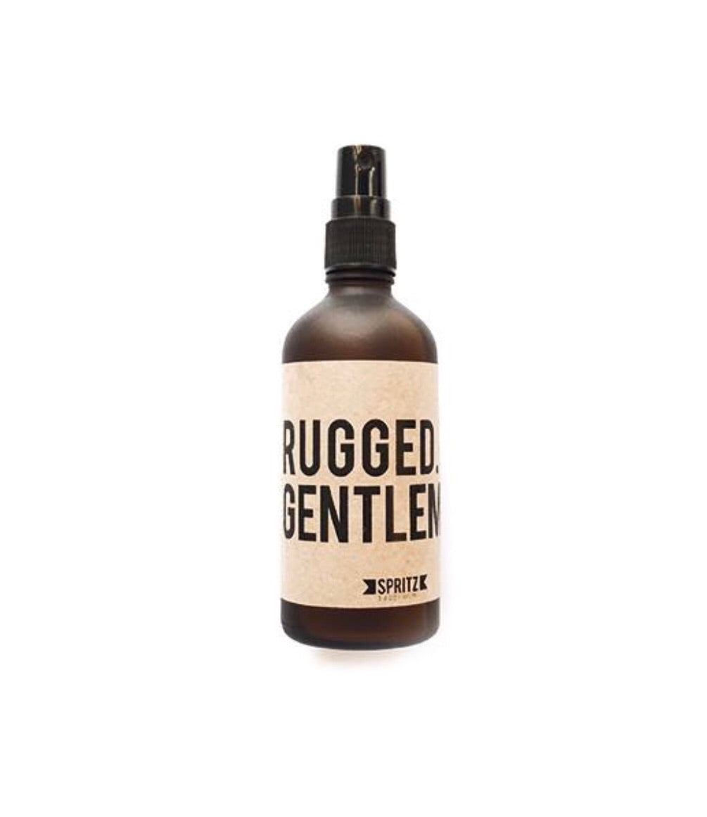 essential oil mist - rugged gentleman