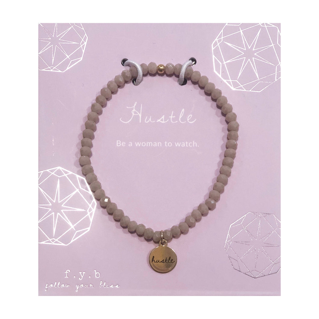 bliss bracelet | hustle