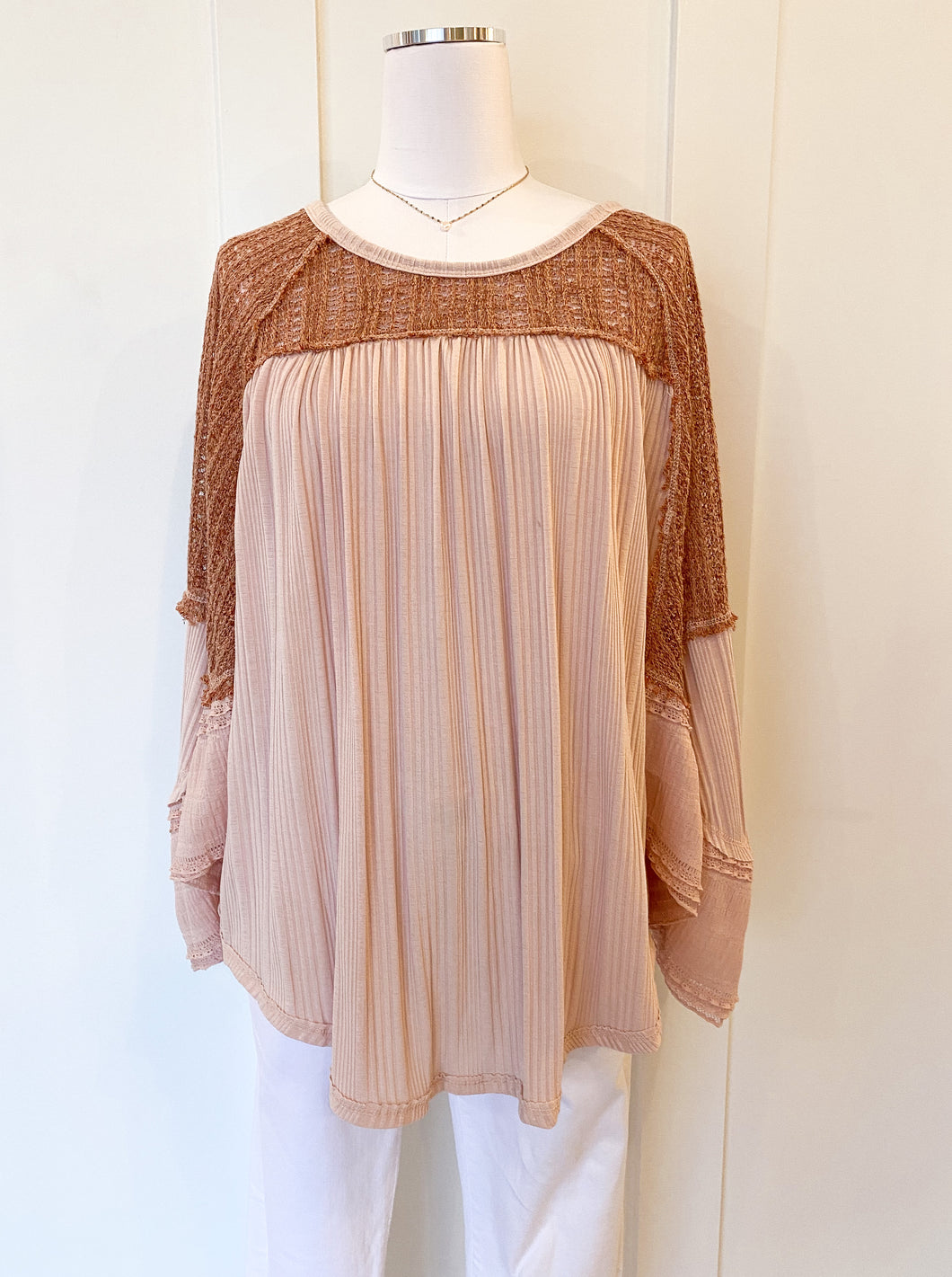 melodies textured top