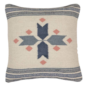 star cross accent pillow