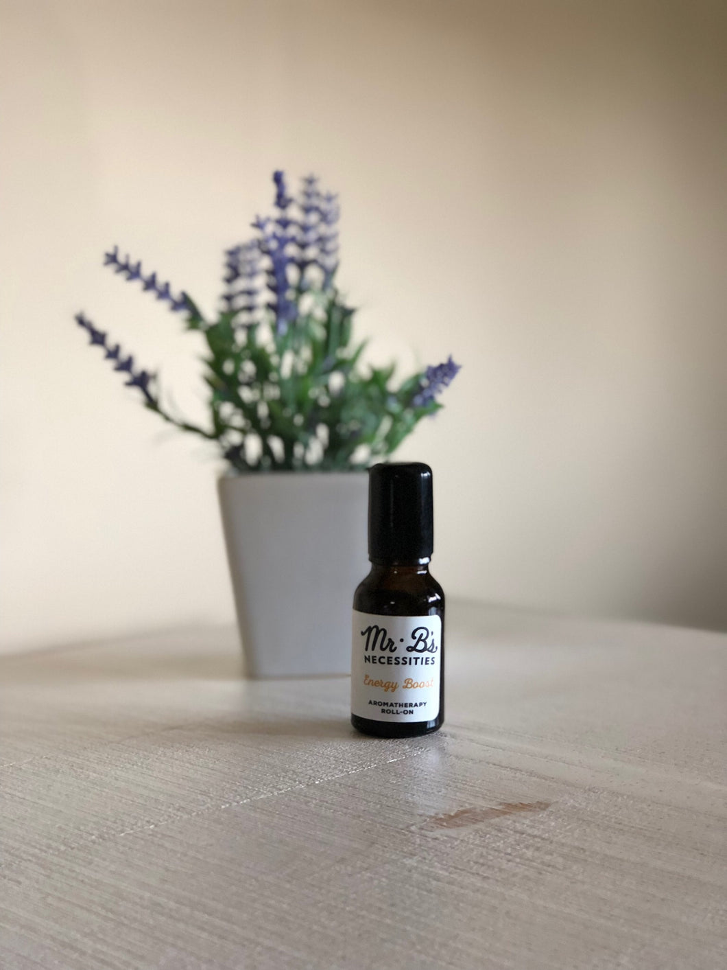 aromatherapy roll on - energy boost