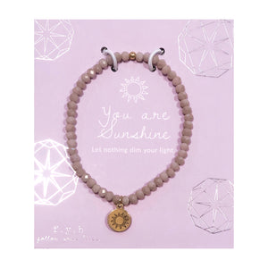bliss bracelet | you are sunshine