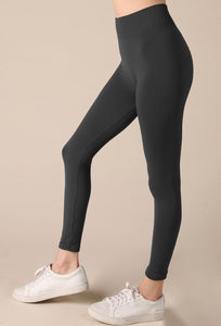 basics collection | high rise seamless legging