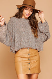 jaclyn knit sweater
