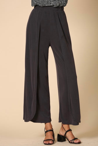 kendra high waist slit pant