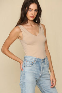 basics collection | seamless tank top