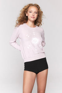 moon crew neck savasana