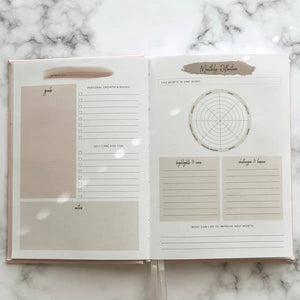 one day at a time daily planner