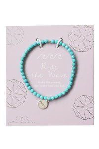 bliss bracelet | ride the wave